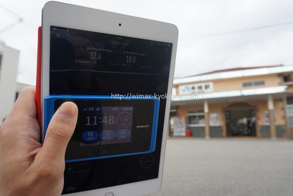 徳島県海部郡牟岐町牟岐駅で計測(WX04)